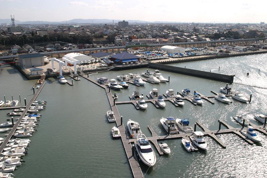 1級ボート免許 NTPマリーナ高浜