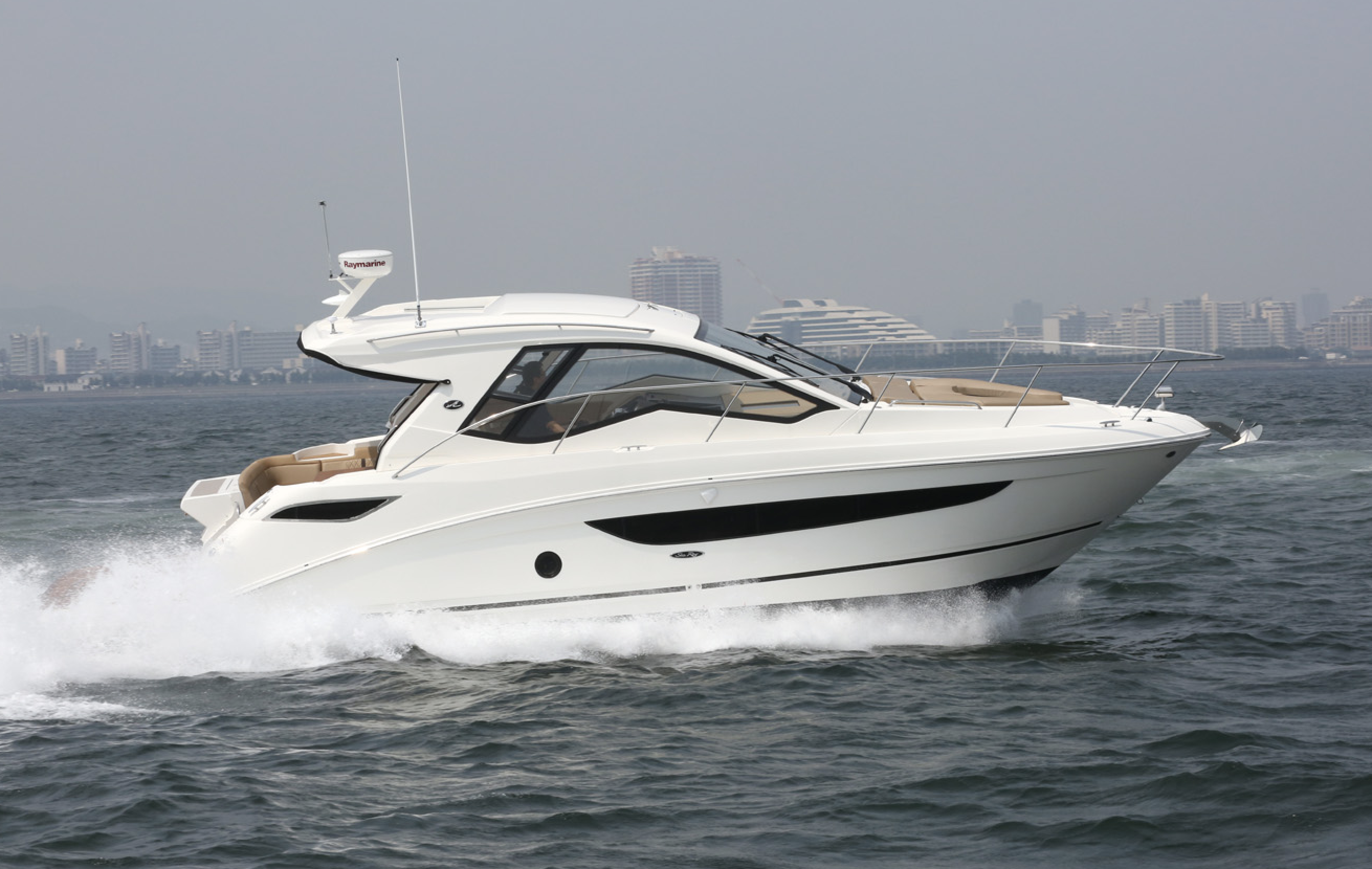 SeaRay SUNDANCER COUPE 350