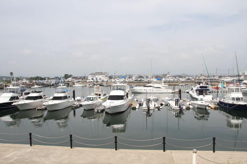 39フィート 5t以上 モーターボート・クルーザーヨット マリーナ河芸