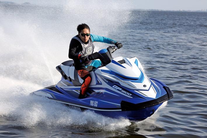 ヤマハ MJ-GP 1800 インプレッション