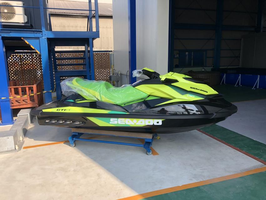 SEA-DOO GTI130 飛島マリン