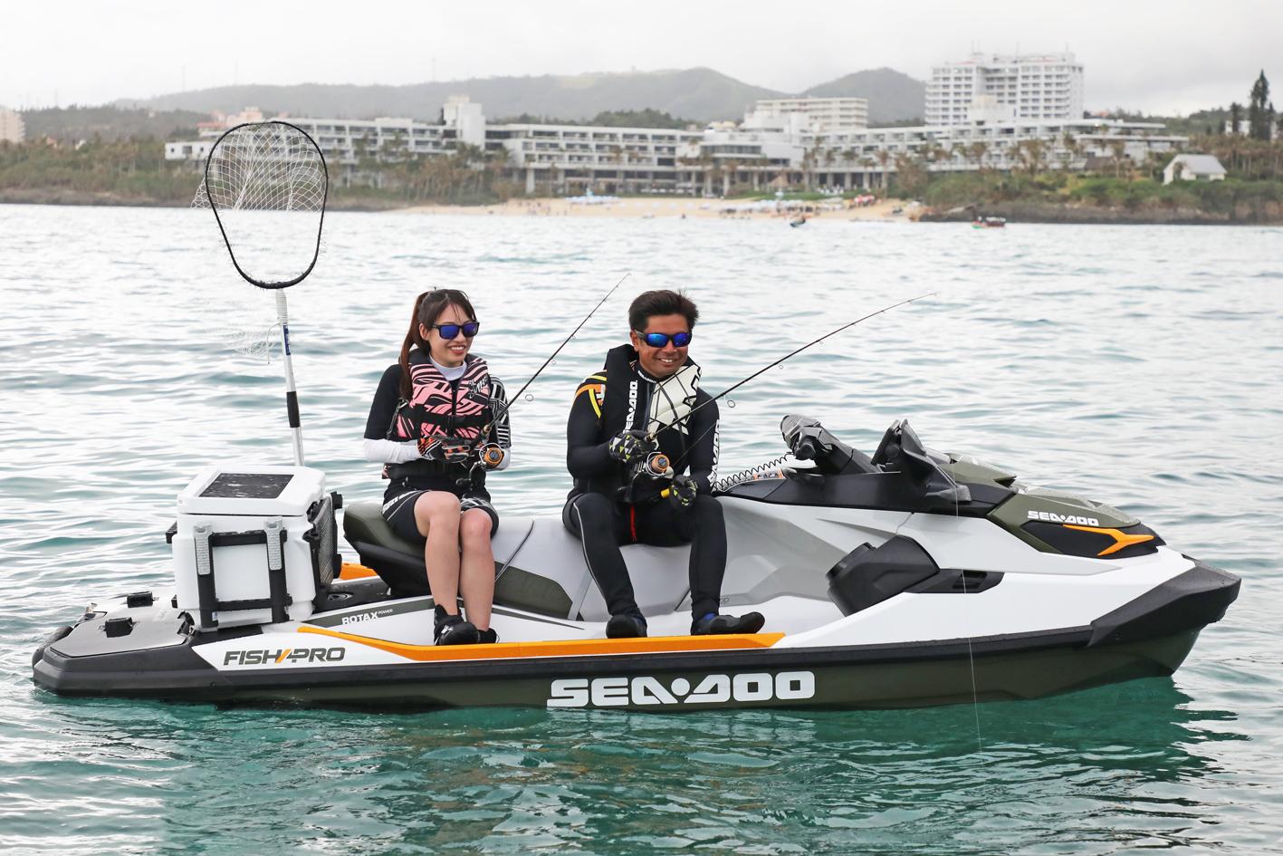 FISH PRO 155 インプレッション