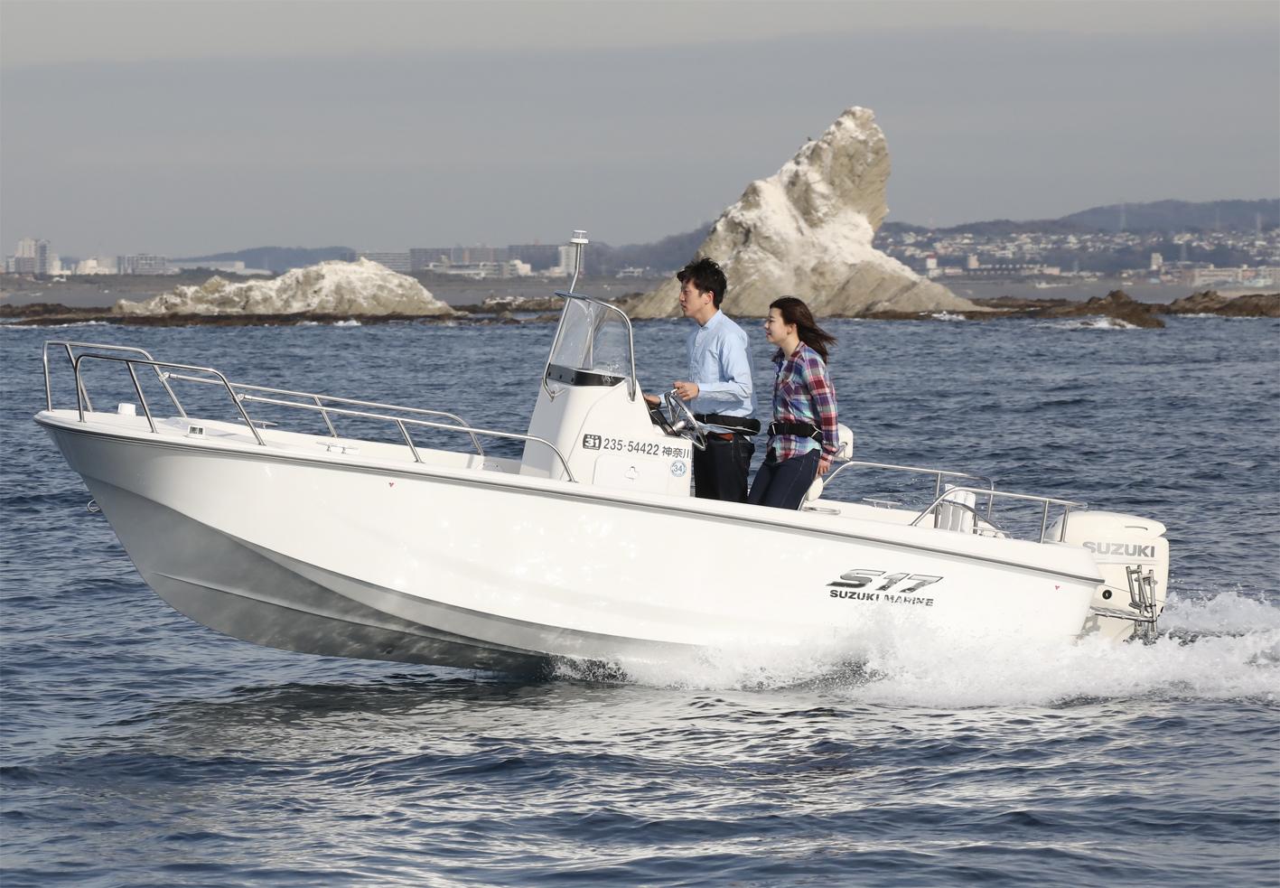 SUZUKI S17 インプレッション